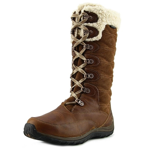 Timberland Willowood WP Women  Round Toe Leather  Winter Boot