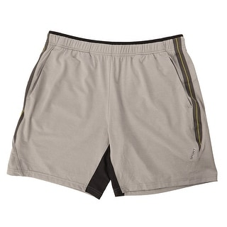 POLO SPORT RALPH LAUREN NEW Gray Mens Size 2XL Athletic Jersey Shorts
