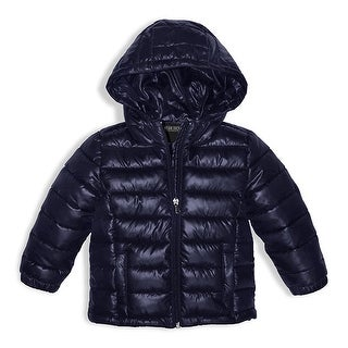 Boys Puffer Jacket (BJKH-770) (Option: Red)