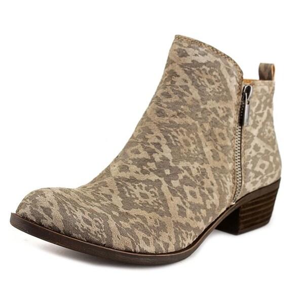 Lucky Brand Basel Women Shitake Kokomo Boots