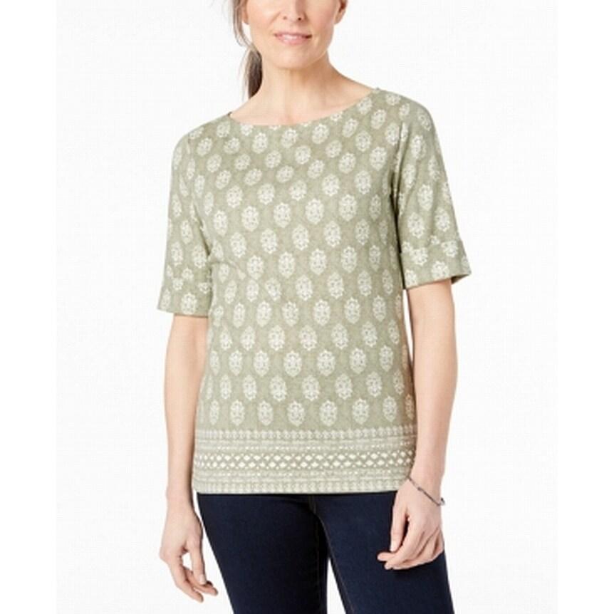 7b829ac5fb6 Karen Scott Tops | Find Great Women's Clothing Deals Shopping at Overstock