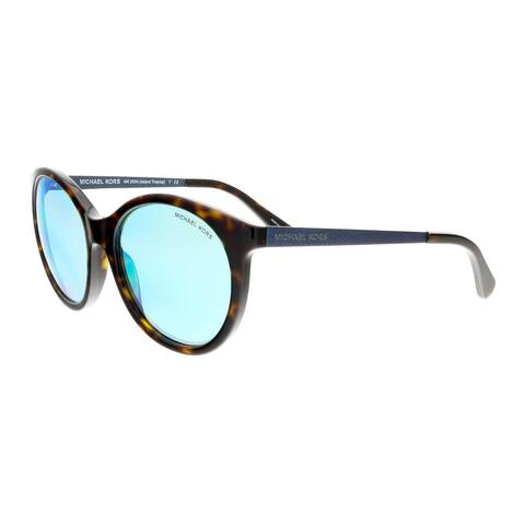 Michael Kors MK2034 320225 ISLAND TROPICS Tortoise Round Sunglasses - 55-18-140