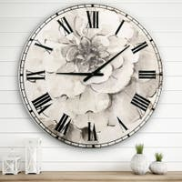 Buy Oversized Wall Clocks Online At Overstock Our Best Decorative Accessories Deals