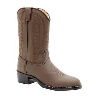 Durango BT804 Round Toe Synthetic Western Boot