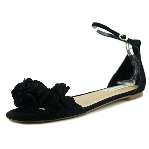 Steve Madden Dorthy Women Black Sandals