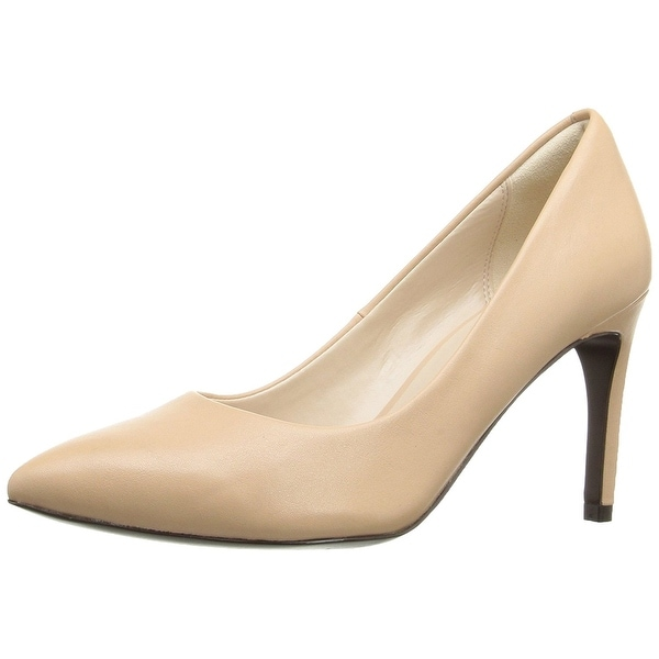 Cole Haan Womens Amelia Suede Pointed Toe Classic Pumps