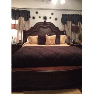 Montana 6-piece Platform King-size Bedroom Set