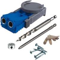 Kreg Jig R3 Pocket Hole System - Blue