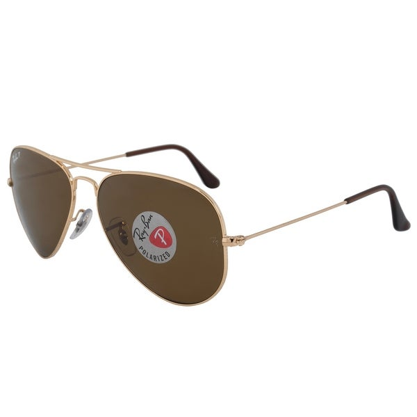 06952a0bf0 Shop Ray-Ban RB3025 001 57 Polarized Sunglasses