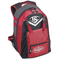 Louisville Slugger Series 5 Stick Pack Baseball Equipment Bag (Scarlet)