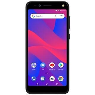 BLU Grand M3 G0070WW 16GB Unlocked GSM Android GO Edition Phone w/ 8MP Camera - Black