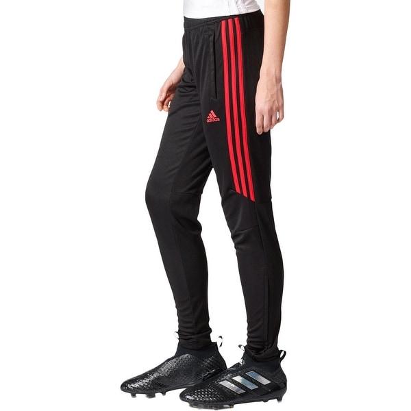 27f899443f0 Shop Adidas Womens Tiro Athletic Pants Soccer Training - Free ...