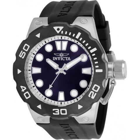 Invicta Men's 30720 'Pro Diver' Silicone Watch