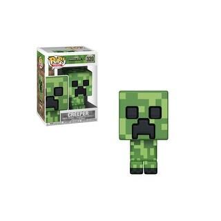 Pop! Games: Minecraft Creeper