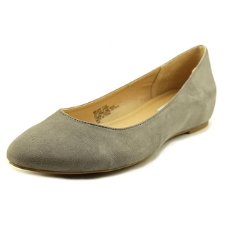 Steve Madden Melany Women  Open Toe Synthetic Gray Wedge Heel