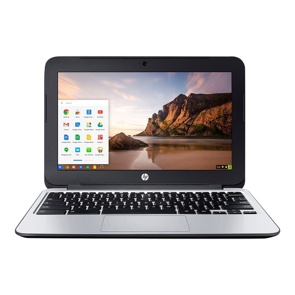 "HP 11 G4 11.6"" Cel N2840 4GB 16GB SSd Chrome OS (Refurbished). Opens flyout."