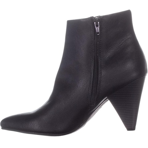 Seven Dials Womens Calzada Pointed Toe Ankle Fashion Boots