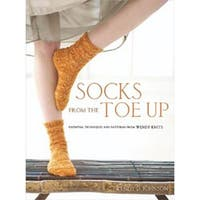 Socks From The Toe Up - Potter Craft Books