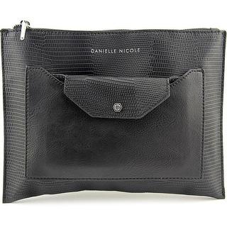 Danielle Nicole Zelie Clutch Women Synthetic Clutch - Black