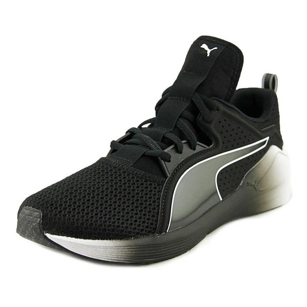 Puma Fierce Lace Women Puma Black-Puma White Cross Training Shoes