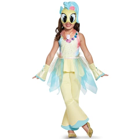Disguise Princess Skystar Movie Deluxe Toddler/Child Costume - Multi