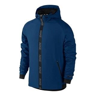 Nike Mens Athletic Jacket Lightweight Hooded