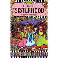 Color Sisterhood Coloring Book - Design Originals