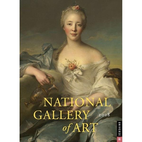 national gallery of art 2018 engagement calendar
