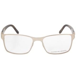 Porsche Design P8248 C Square Matte Bronze/Havana Eyeglass Frames