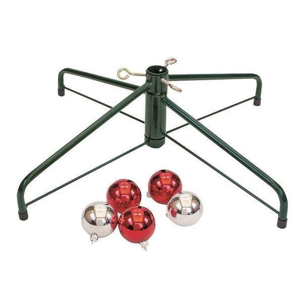 Artificial Christmas Tree Stand.Holiday Basix 95 2464 Artificial Christmas Tree Stand Steel