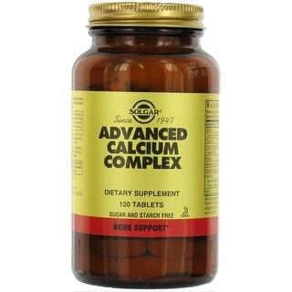 Solgar - Advanced Calcium Complex Tablets** - 120