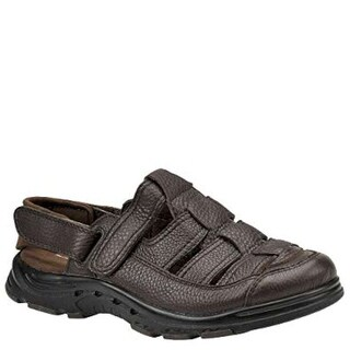 Propét Mens Earl Closed Toe Sport Sandals