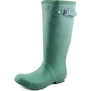 Seven7 British Storm Women Round Toe Synthetic Rain Boot