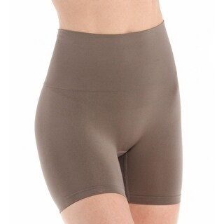 Jockey Slimmers Seamless Shorts 4136, Mink, M