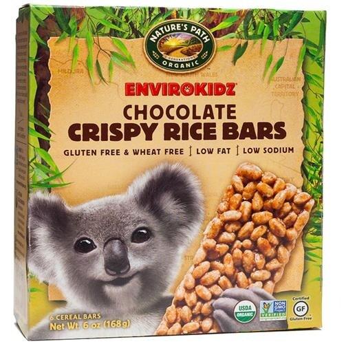Envirokidz - Organic Chocolate Crispy Bar ( 6 - 6 OZ)