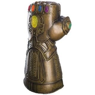 Marvel Avengers: Infinity War Deluxe Infinity Gauntlet Child's Costume Accessory - Multi