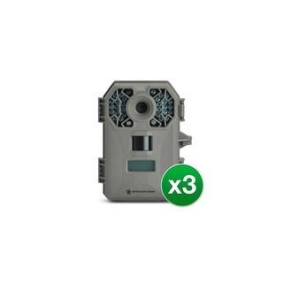 Stealth Cam GSM Game Camera - 3 Pack Stealth Cam 12MP Camera
