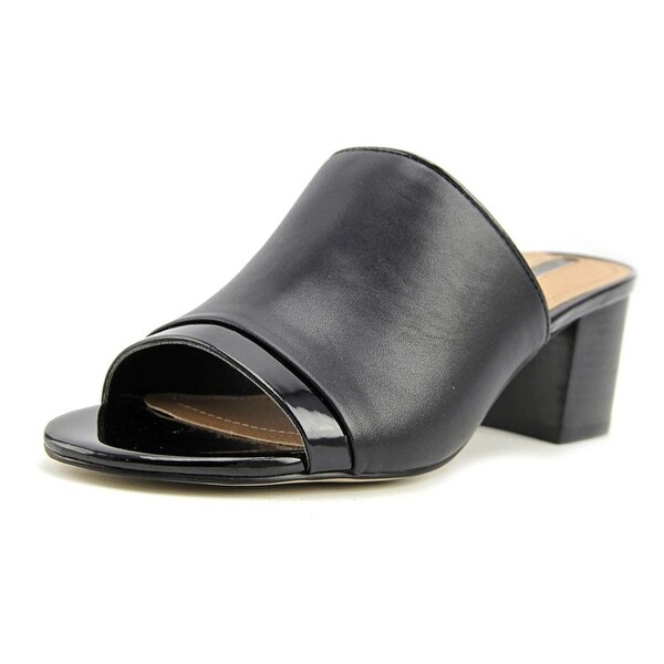 Tahari Daisie Black Sandals