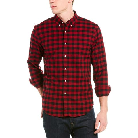 J.Crew Stretch Slim Fit Woven Shirt