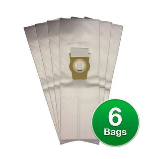 Kirby Style F Replacement Vacuum Bags for Sentria Vacuums -by EnviroCare - 6 Bags