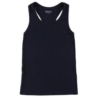 DKNY Mens Tank Top Knit Racerback - XL