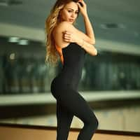 One-Piece Fitness Bodysuit for Yoga, Dance, Crossfit and More