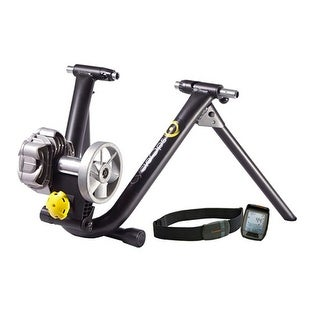CycleOps 9906 Fluid2 Bike Power Training Kit Black