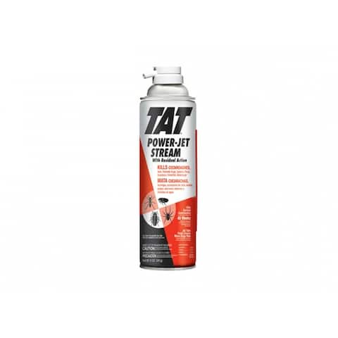 TAT HG-31112 Liquid Power Jet Stream Roach & Ant Killer, 12 Oz