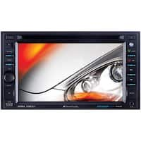 "Planet Audio P9640Brc 6.2"" Double-Din In-Dash Touchscreen Dvd Receiver With Bluetooth(R) (With Rear Camera)"