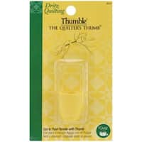 Dritz Quilting Thumble-