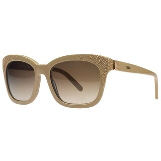 Chloe CE626/S 290 Nude Cateye Sunglasses