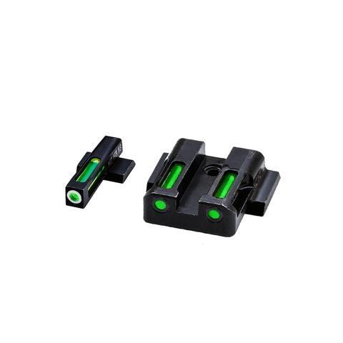 HIVIZ MPSN321 HIVIZ Sight Systems Litewave H3 Sight M&P Shield