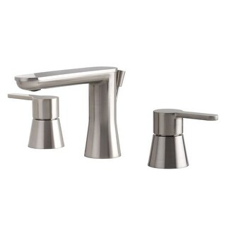 Miseno ML361 Mia-G Widespread Bathroom Faucet - Includes Lifetime Warranty and Pop-Up Drain Assembly