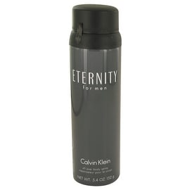 ETERNITY by Calvin Klein Body Spray 5.4 oz - Men